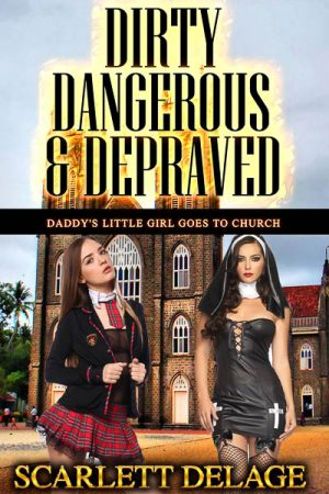 Scarlett Delage Erotic Author Spotlight Series