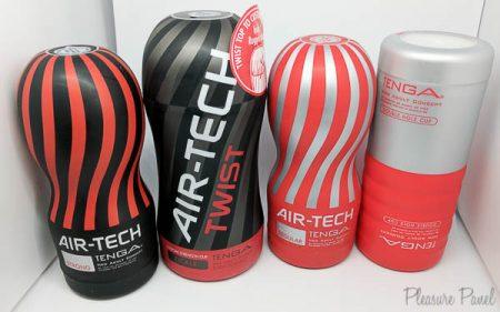 TENGA Air Tech Strong Masturbator Cup Review