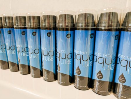 Give Lube Super Thick Aqua Lube Review by Cara Sutra