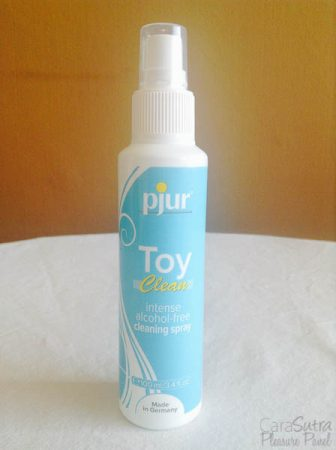 Pjur Toy Clean Sex Toy Cleaner Review