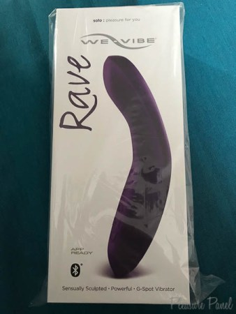 We Vibe Rave Vibrator Review