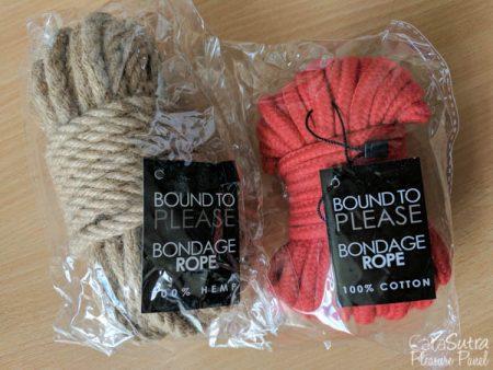 Loving Joy Bound to Please Hemp Bondage Rope Review