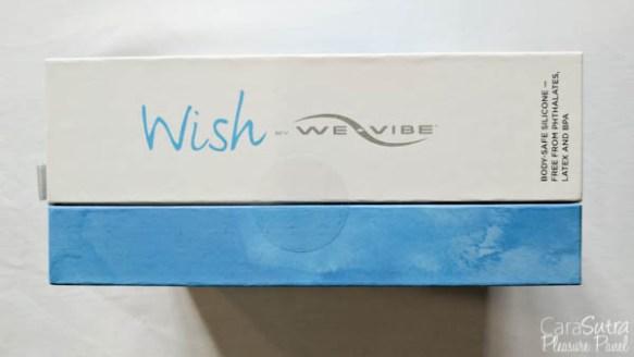 We-Vibe Wish Pebble Vibrator Review