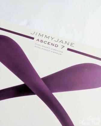 Jimmyjane Ascend 7 Dual Ended Flexible Vibrator Review