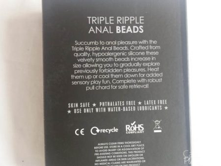 Loving Joy Triple Ripple Anal Beads Review