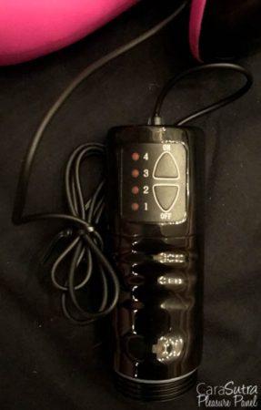 NS Novelties Femme Rocker G-Spot Rabbit Vibrator Review