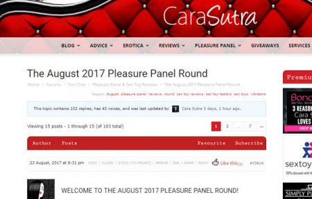 How To JoinThePleasure Panel and Become A Sex Toy Tester