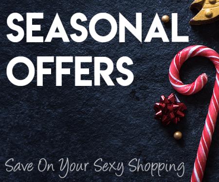 Seasonal sex toy shopping offers - Christmas shopping