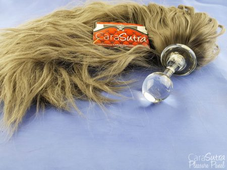 Crystal Delights Crystal Minx Detachable Faux Pony Tail Plug Review