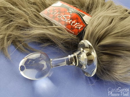Crystal Delights Crystal Minx Detachable Faux Pony Tail Plug Review-5