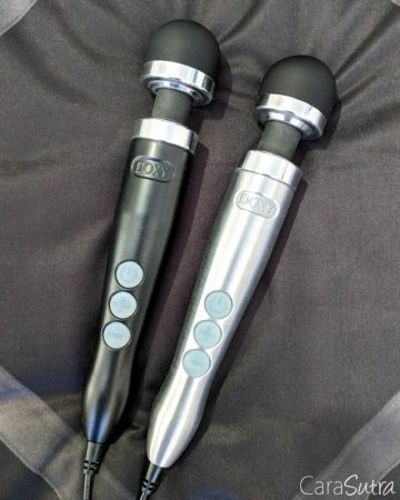 Doxy Number Three Review Doxy Number 3 Vs Original Doxy Wand Comparison