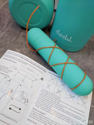The Dodil Review Dodil Dildo Shapeable Mouldable Dildo TWO-7