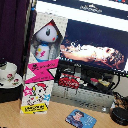 Tokidoki x Unicorn Magic Wand Vibrator Review