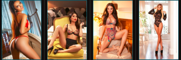 London Girls Just Wanna Have Fun, With You! Babes of London Escorts