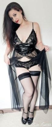 Cara Sutra Pics - Demoniq Lingerie Review-60