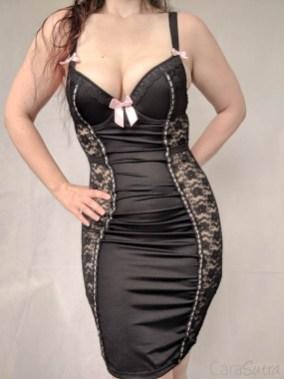 Lovehoney Seduce Me Push Up Dress Review-15