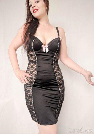 Lovehoney seduce me dress review - sexy lingerie