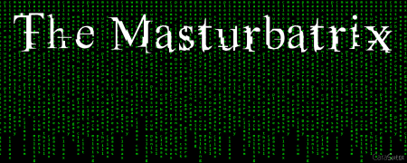 the masturbatrix matrix inspired erotica