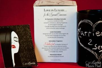 Classic Erotica Body Boudoir Pheromone Massage Oil Candle Forbidden Fruit Review-9