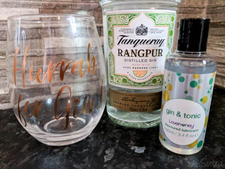 Lovehoney Special Edition Gin And Tonic Flavoured Lubricant Review