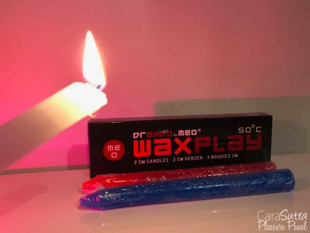 MEO Dr Sado Waxplay SM Candles Review