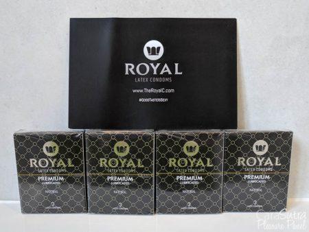 Royal Condoms Natural 3 Pack Review GayonTuesdays