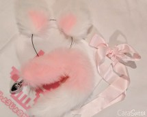 DDLG Cute Ears and Butt Plug Tail Review-11