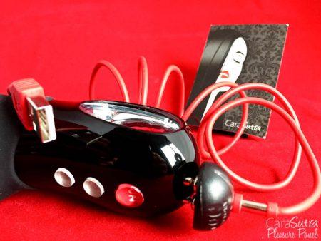 Fun Factory Black Line Miss Bi Dual Vibrator Review