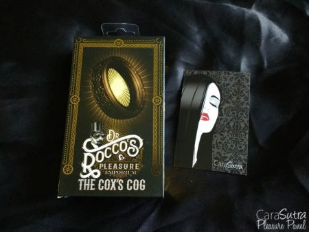 Rocks Off Dr Rocco's Pleasure Emporium Cox's Cog Cock Ring Review