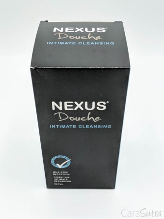 Nexus Douche Anal Sex Cleansing Equipment Review