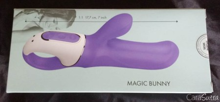Satisfyer Vibes Magic Bunny Vibrator Review