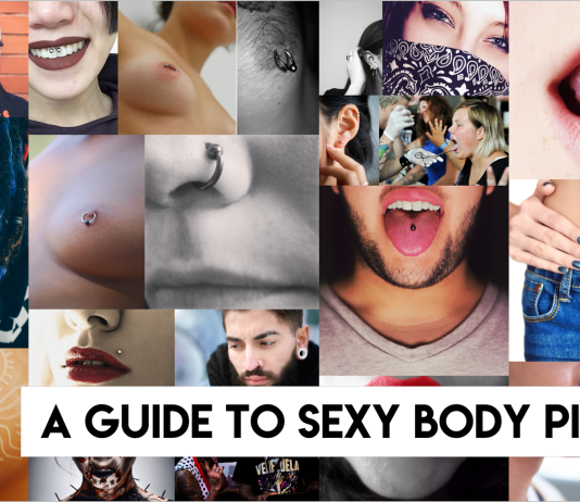 The Hotness Of Body Piercings | List Of Genital Piercings