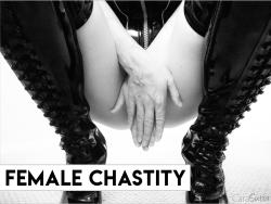 Does Female Chastity Exist? How Can Women Enjoy Orgasm Denial?