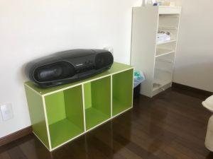 リビングの家具類