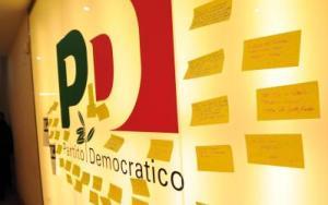 La sede del PD  a Roma, 6 marzo 2013.       ANSA/ETTORE FERRARI