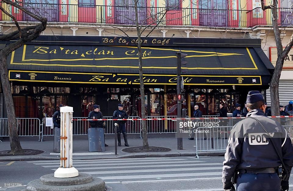 Stragi di Parigi,
