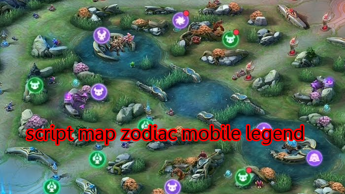 Download script map zodiac mobile legends