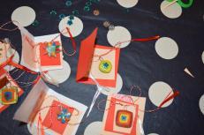 Atelier copii Martisoare Global Mindscape la Anaid Art Gallery 4