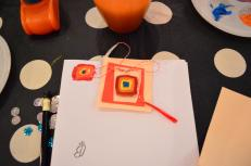Atelier copii Martisoare Global Mindscape la Anaid Art Gallery 6