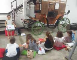 Caravana Muzeelor Muzeul Tehnic 1
