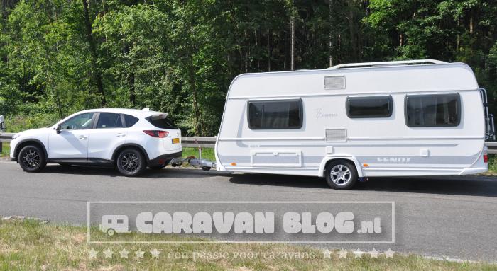 Fendt Tendenza 465 SFB 2011 Caravan