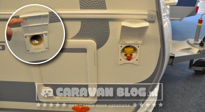 Fendt Tendenza 465 SFB Caravan Aansluitingen