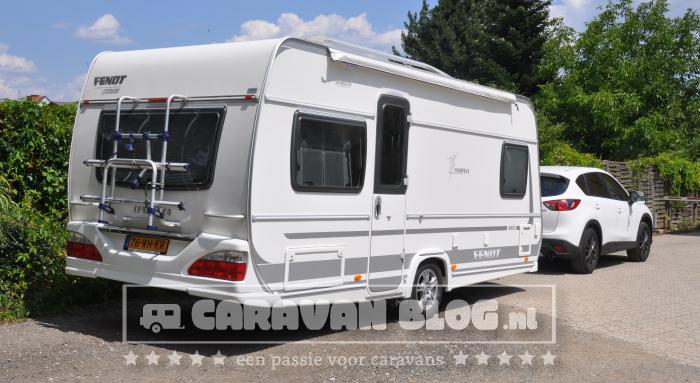 Fendt Tendenza 465 SFB Caravan
