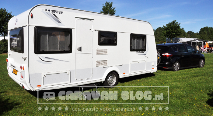 TEC-Weltbummler-Caravan