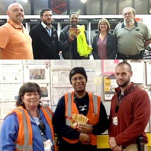 2014 Caravan Annual Safety Winners