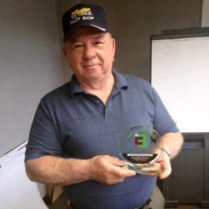 Caravan Dedication Award - Bob Ross