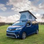 Lunar Campers names its new Toyota Proace campervan 'Lerina'