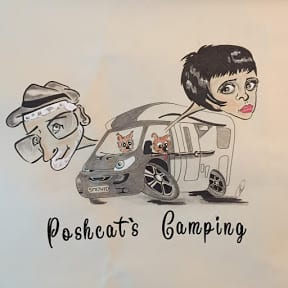 Posh Cats Camping