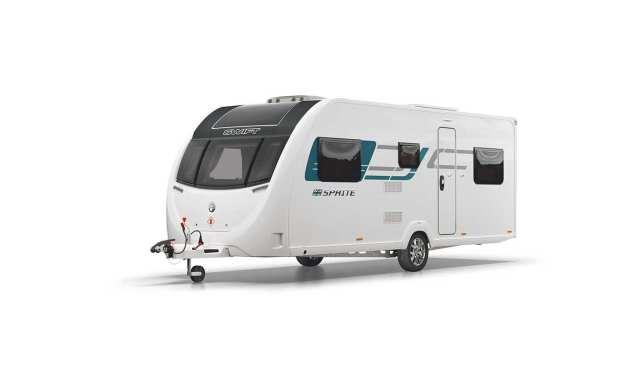 Swift Sprite Caravans