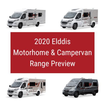 2020 Elddis MH & CV